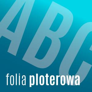 Folia ploterowa